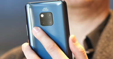 Huawei Mate 20 Pro | Фото: androidcentral