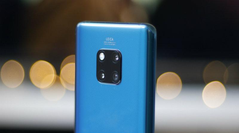 Huawei Mate 20 | Фото: 9to5google