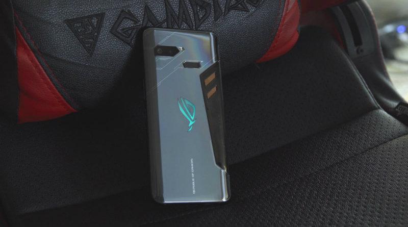 Asus ROG Phone | Фото: yugatech.com