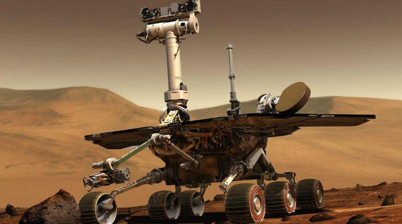 Opportunity | Фото: NASA