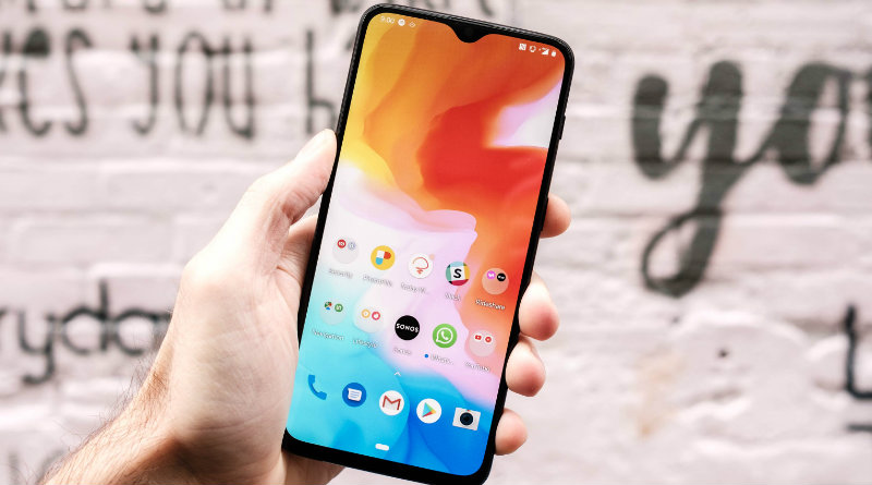 OnePlus 6T | Фото: mobilesyrup