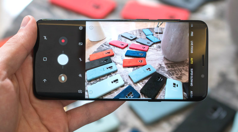 Galaxy S9 | Фото: androidcentral