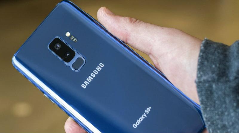Samsung Galaxy S9 | Фото: digitaltrends