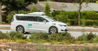 В США скоро запустят такси без водителей