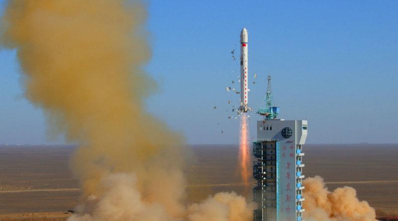 Китайская ракета | Фото: 3dnews.ru