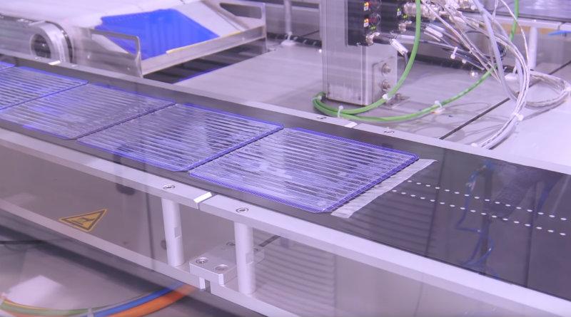 Hevel солнечные панели | Фото: chudo.tech