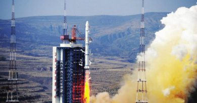 Китайская ракета | Фото: http://russian.news.cn