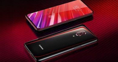 Lenovo Z5 Pro GT — первый смартфон с 12 ГБ ОЗУ
