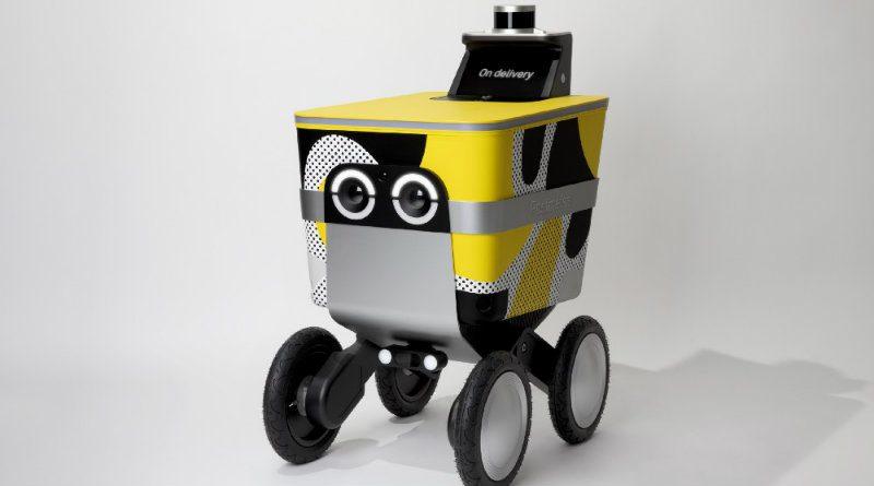 Робот Serve | Фото: Postmates