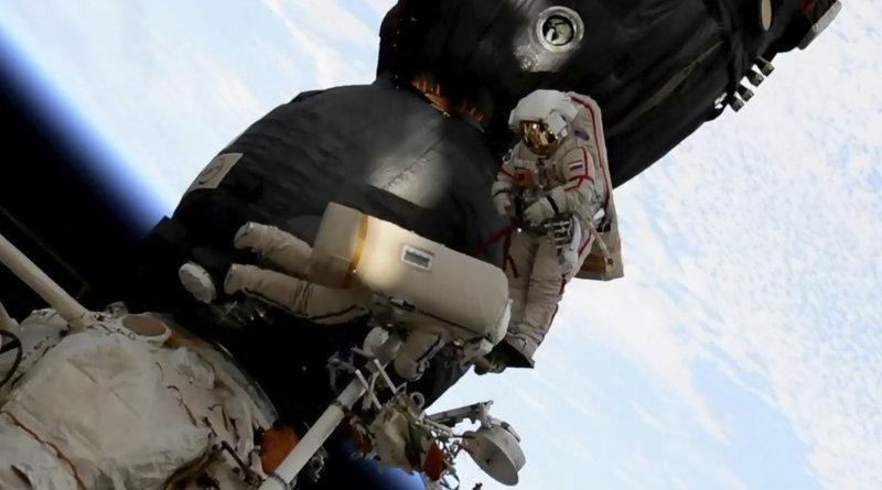 выход в открытый космос | Фото: cdnvideo.ru/
