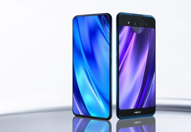 Vivo представила смартфон с двумя дисплеями