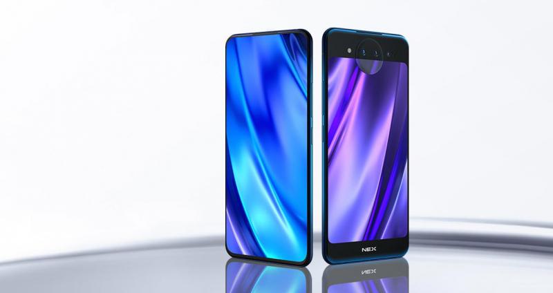 Vivo NEX Dual Display Edition | Фото: Vivo