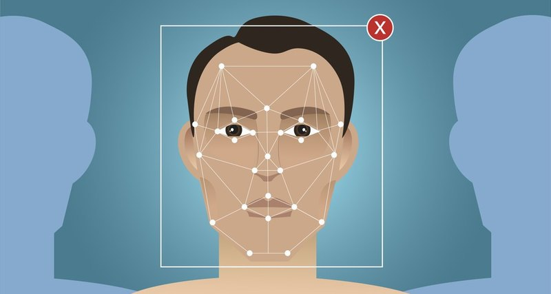 Распознавание лиц | Фото: popmeh.ru