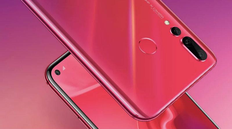 Huawei Nova 4 | Фото: Huawei