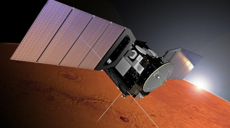 Mars Express | Фото: ralspace