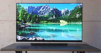 LG OLED TV E8   Фото: chudo.tech