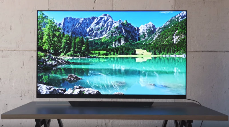 LG OLED TV E8 | Фото: chudo.tech