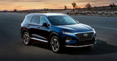 Hyundai встроит сканер отпечатков в Santa Fe