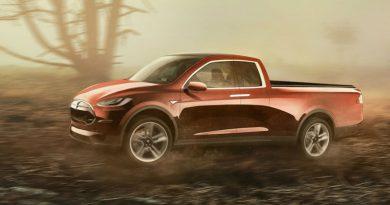 Маск хочет показать пикап Tesla в 2019 году