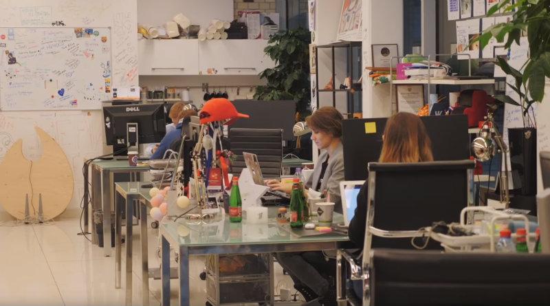 Офис «Вконтакте» | Фото: chudo.tech