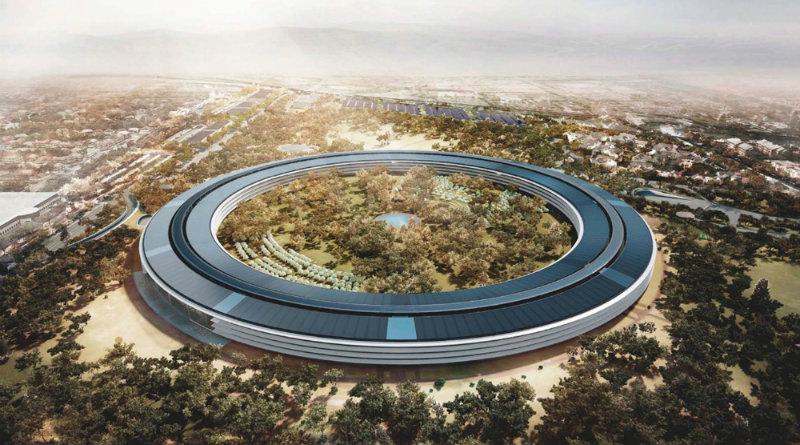Apple Park | Фото: https://uip.me
