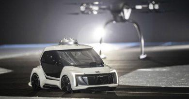 Летающая Audi | Фото: 3dnews.ru