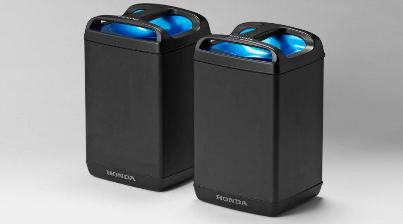 Батареи Honda