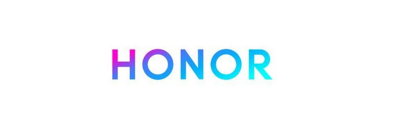Новое лого Honor