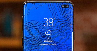 Samsung Galaxy S10   Фото: Technology News World