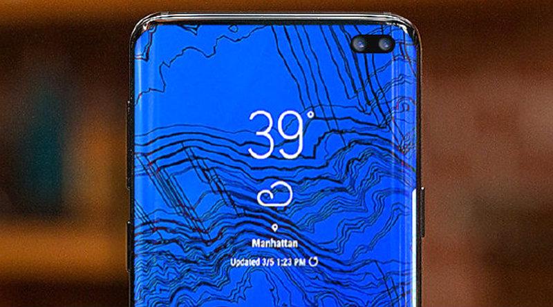 Samsung Galaxy S10 | Фото: Technology News World