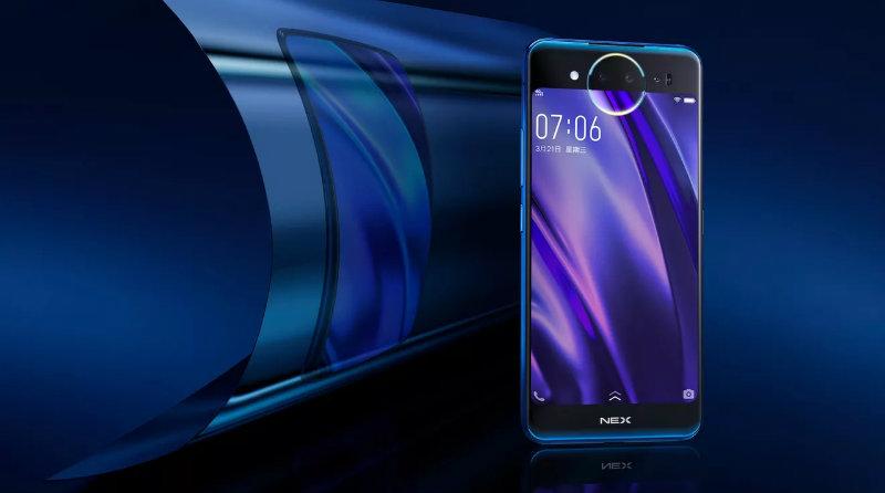 Vivo NEX Dual Display Edition   Фото: Engadget