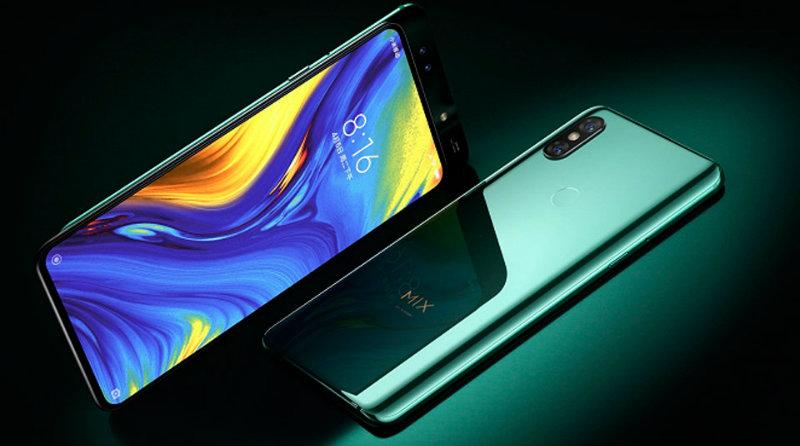 Xiaomi Mi Mix 3 | Фото: Xioami