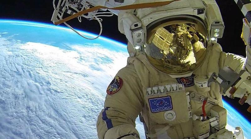 Космонавт | Фото: pikabu.ru