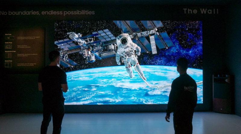 Samsung The Wall | Фото: 4kfilme.de