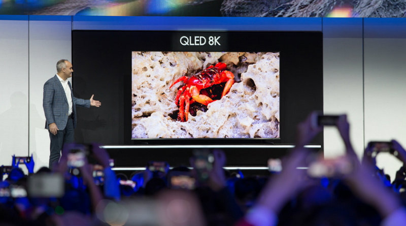 Samsung Q900R QLED | Фото: IXBT