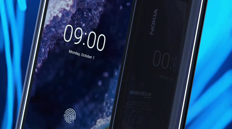 Nokia 9 PureView | Фото: Evan Blass