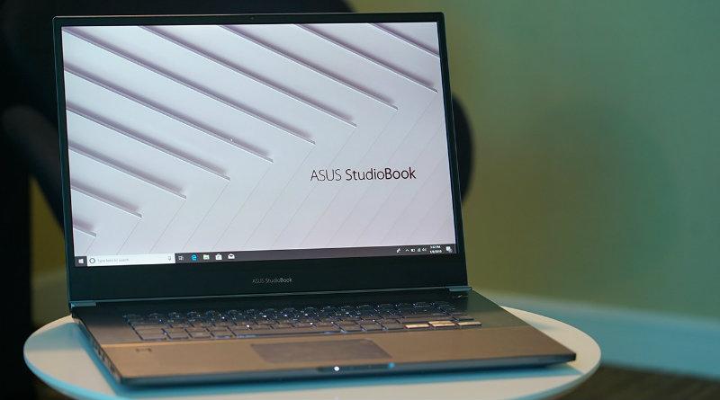 Asus Studiobook S   Фото: https://gadgetmatch.com
