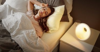 Sleep&Wake-up Light | Фото: Philips