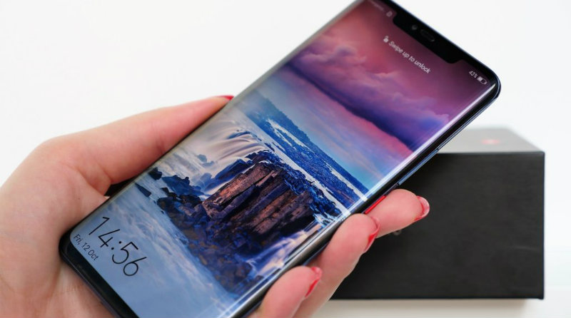 Huawei Mate 20 Pro | Фото: topmob.org