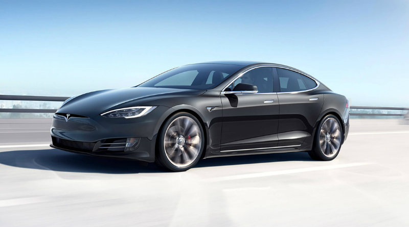 Tesla Model S | Фото: tesla.com