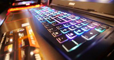 Геймерские ноутбуки MSI   Фото: chudo.tech