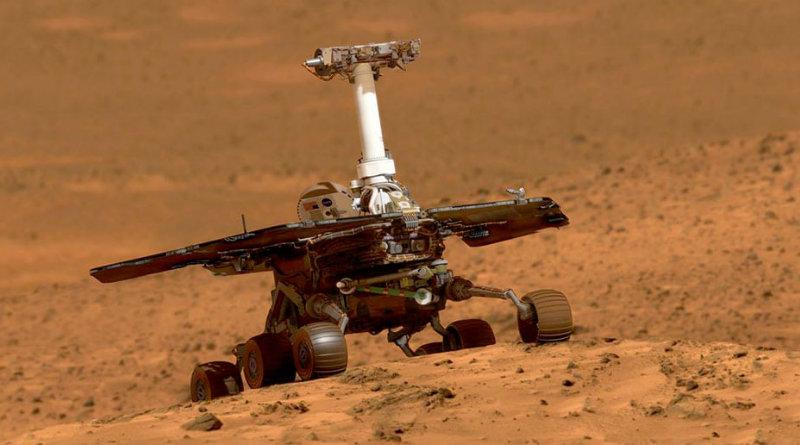Opportunity | Фото: astrobob.areavoices.com