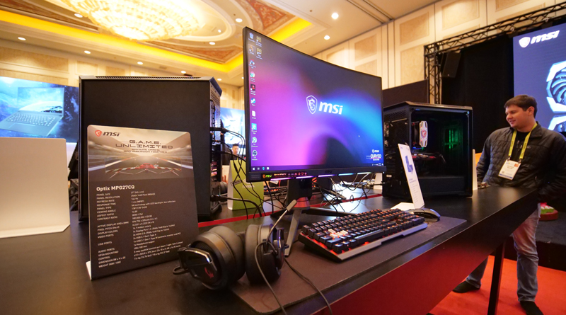 MSI Optix MPG341CQR | Фото: chudo.tech