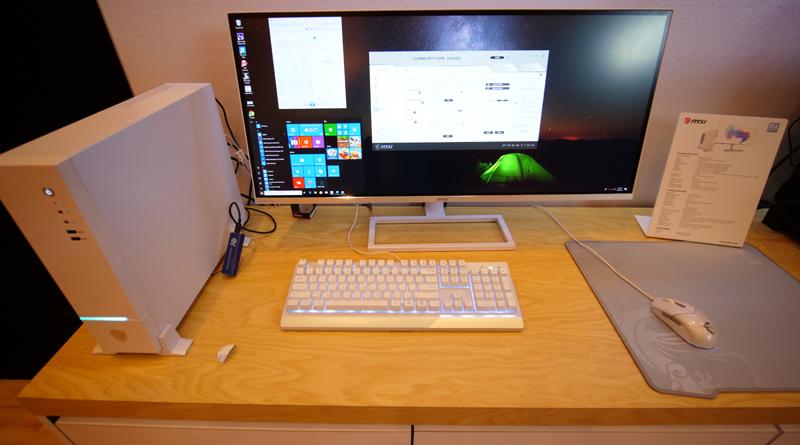 MSIPrestige PS341WU   Фото: chudo.tech