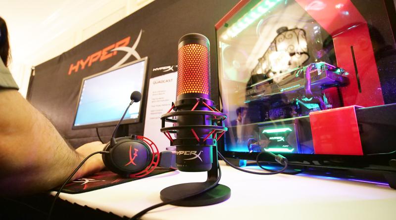 HyperX Quadcast | Фото: chudo.tech