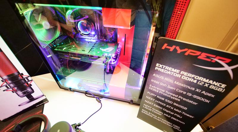 HyperX Predator DDR4 RGB 16GB | Фото: chudo.tech