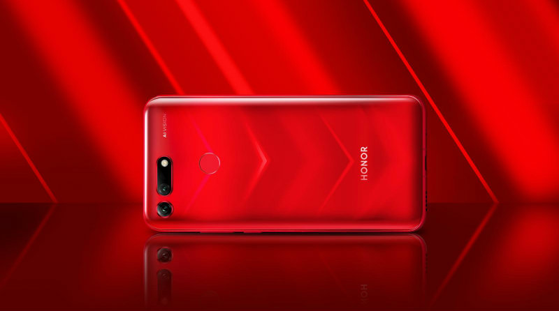 Honor View 20 | Фото: Honor