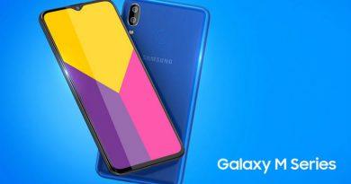 Samsung Galaxy M | Фото: Samsung