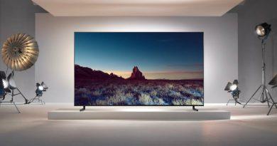 8K-телевизоры пока не будут популярными