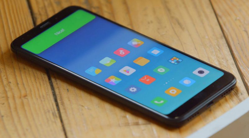 Xiaomi Redmi Note 5   Фото: iTechua